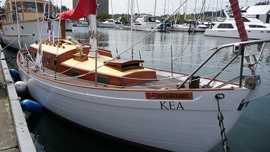 V 142 Kea profile 1