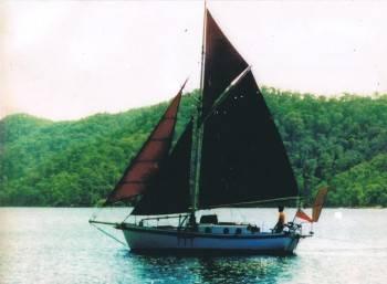 Vertue Yacht Fionn