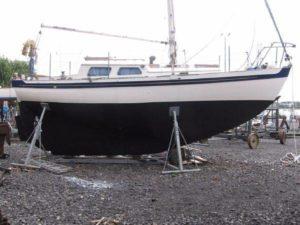 Vertue Yacht Varna