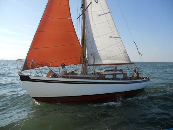 vertue yacht return