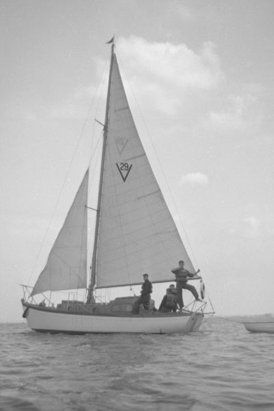 vertue yacht south stoneham