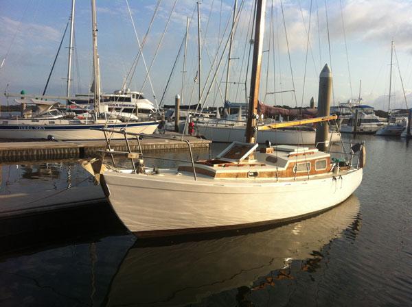 vera vertue yacht